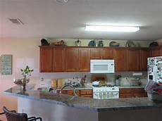 what light fixture do i use to replace kitchen fluorescent light