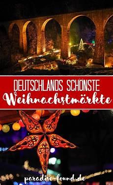25 besondere weihnachtsm 228 rkte in deutschland places to
