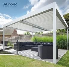 pergola alu 4x4 gazebo waterproof aluminium pergola for size 3m x
