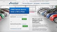 Car Recall Check By Vin by List Top Free Paid Vin Number Check Websites Review