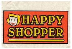 Happy Shop - happy shopper