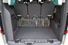 Corrugated Boot Mat Trunk Liner For Ford Tourneo Custom