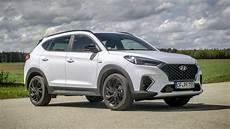 Hyundai Tucson Angebote - hyundai tucson n line 2019 im kurztest neue sport