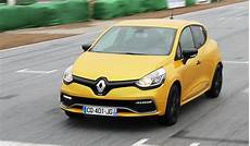 Renault Clio 4 Rs Premier Essai