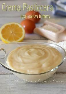 crema pasticcera senza uova con latte condensato crema pasticcera con uova intere ricetta senza spreco