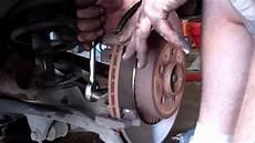 2004 volvo xc90 rear brake repair part 2 of 5