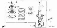 51601 s5a a16 shock absorber assy r fr bernardi parts