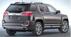 2020 gmc terrain release changes interior price