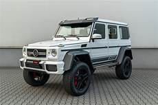 Brabus 700 4x4 178 Edition Revealed 10 Units Only