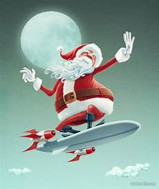 25 santa claus pictures and digital artworks for you
