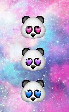 Lock Screen Emoji Panda Wallpaper pandas emoji wallpaper we it
