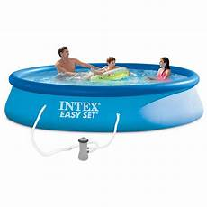 piscine easy set 3 66 x 0 76 m epurateur intex pas