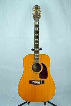 epiphone 12 string guitar used project epiphone pr 775 12 12 string acoustic guitar reverb
