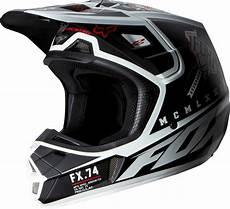 motocross helm schwarz 2014 fox racing v2 overseer helmet matte black 07120 001
