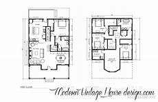 four square house plans modern modern four square style home with an open concept floor