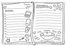 sketchnotes kochbuch selbst gestalten sketch note