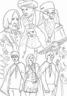 Malvorlagen Harry Potter Ausmalbilder Harry Potter Malvorlagen Zeichnen