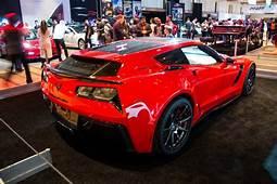 Callaway Corvette Aerowagen 2018 Toronto Auto Show