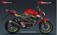 Striping R Modif by Modifikasi Striping Honda New Cb150r Agv Pista Shark