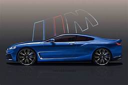 2018 BMW 8 Series Rendered Based On Official Teaser