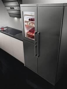 frigo americain noir mat combine refrigerateur congelateur
