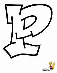 Ausmalbilder Buchstaben P Cool Graffiti Abc Coloring Pages Abc Free Alphabet
