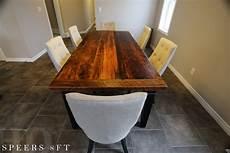 mennonite furniture kitchener reclaimed wood harvest table in kitchener ontario home