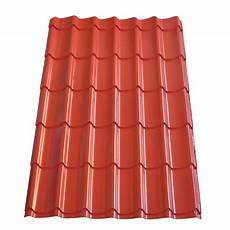 Dachplatten Kunststoff Ziegeloptik - dachpfannen element quot royal quot rot kaufen bei obi