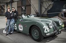 jaguar racing heritage senna and brundle lead jaguar charge as the 2014 mille