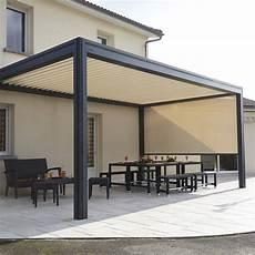 Pergola Bioclimatique Hardtop Plus Monsieur Store