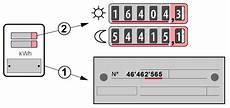 comparateur d énergie electrique quand et comment relever l index de compteur 233 lectrique