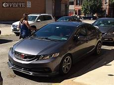 2015 honda civic rays engineering 57dr bc racing coilovers