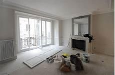 travaux de rénovation appartement travaux de r 233 novation d un grand appartement 15 drop