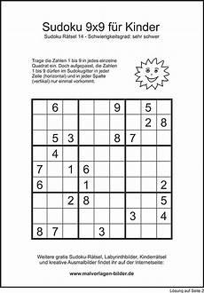 9x9 sudoku sehr schwer zum gratis ausdrucken