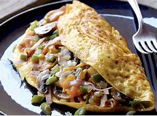 egyptian spinach omelet_image