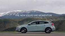 The New Volvo V40 Momentum