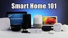 how to build a smart home 101
