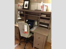 Ikea Hemnes desk   My Home Office   Pinterest   Desks
