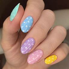 40 unique polka dot nail art designs k4 fashion