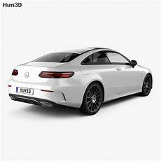 mercedes e class c238 coupe amg line 2016 3d model