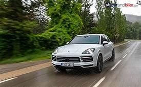 2018 Porsche Cayenne Range Launched In India Prices Start