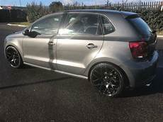 2010 volkswagen polo r line style 18 inch alloy wheels