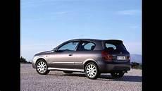 nissan almera ii n16 hatchback 3 doors exterior interior