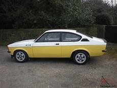 Opel Kadett C Coupe Gte