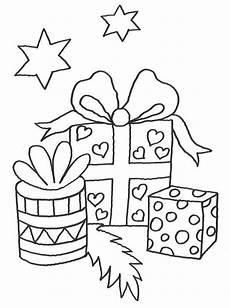 Malvorlagen Zum Ausdrucken Weihnachten Einfach Kostenlose Malvorlage Weihnachten Geschenke Zum Ausmalen