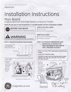 ge upright freezer wire diagram my side by side ge hotpoint model hss25gfpaww refrigerator just stopped getting cold the fan in