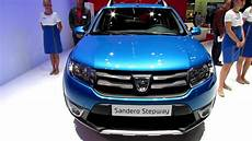 2014 Dacia Sandero Stepway Exterior And Interior