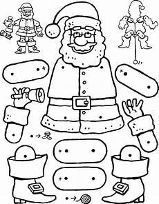 Malvorlagen Weihnachtsmann Text Weihnachtsmann Helmann Kiddimalseite