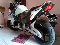 Modifikasi Megapro 2008 by Modifikasi Honda New Megapro Touring Thecitycyclist