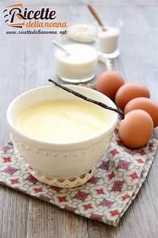 quanti giorni dura la crema pasticcera crema pasticcera ricetta e foto passo passo ricette della nonna
